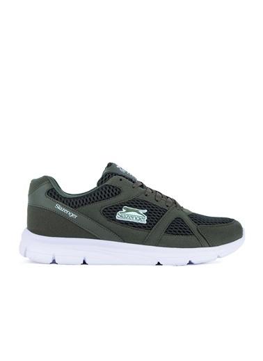 Slazenger Slazenger PERA Koşu & Yürüyüş Erkek Ayakkabı Haki Haki